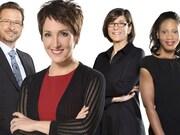 Julie Drolet, Jean-Martin Aussant, Marie Grégoire, Yolande James