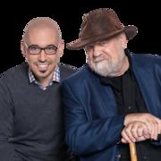 Jean-Philippe Pleau et Serge Bouchard