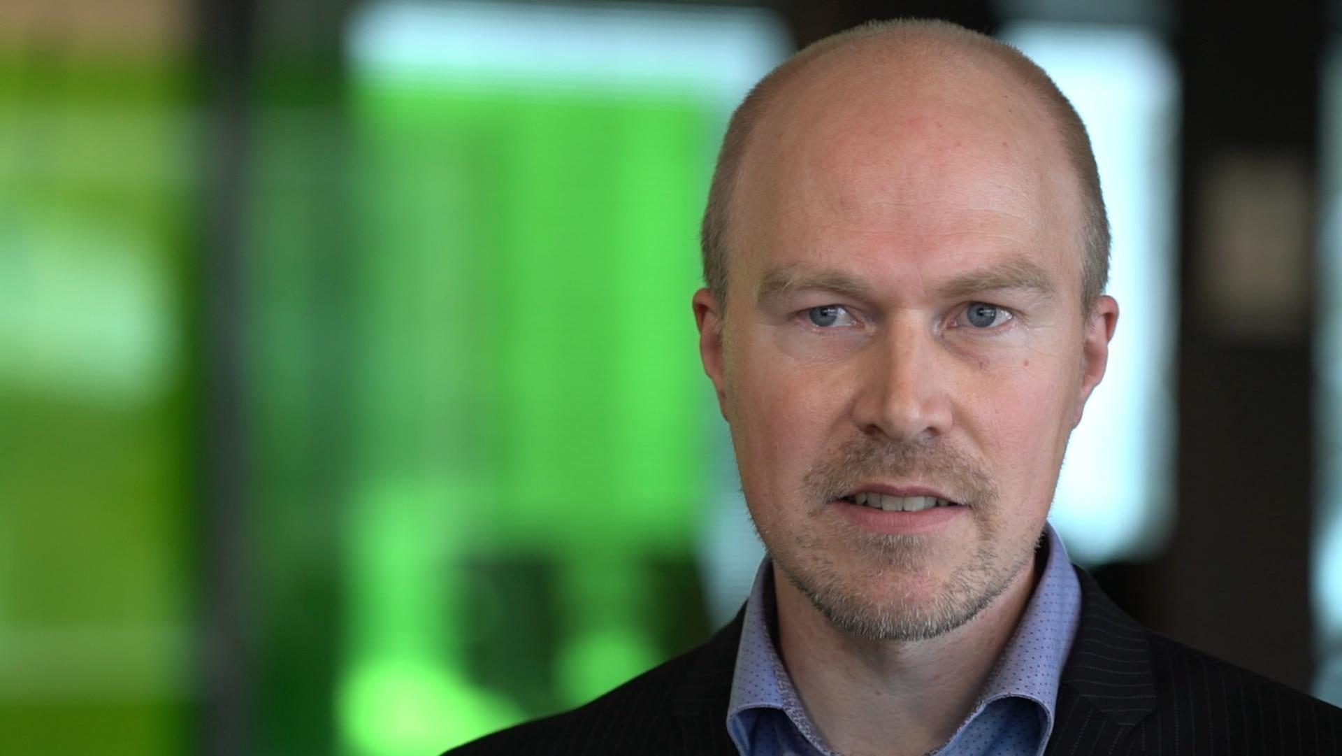 Antti Blom, du programme Liikkuva Koulu