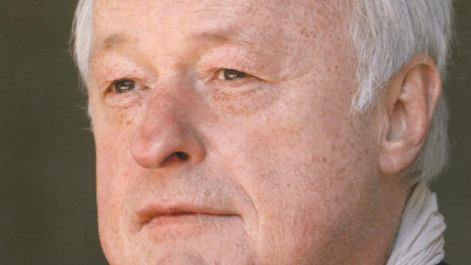 L'auteur et traducteur Daniel Poliquin