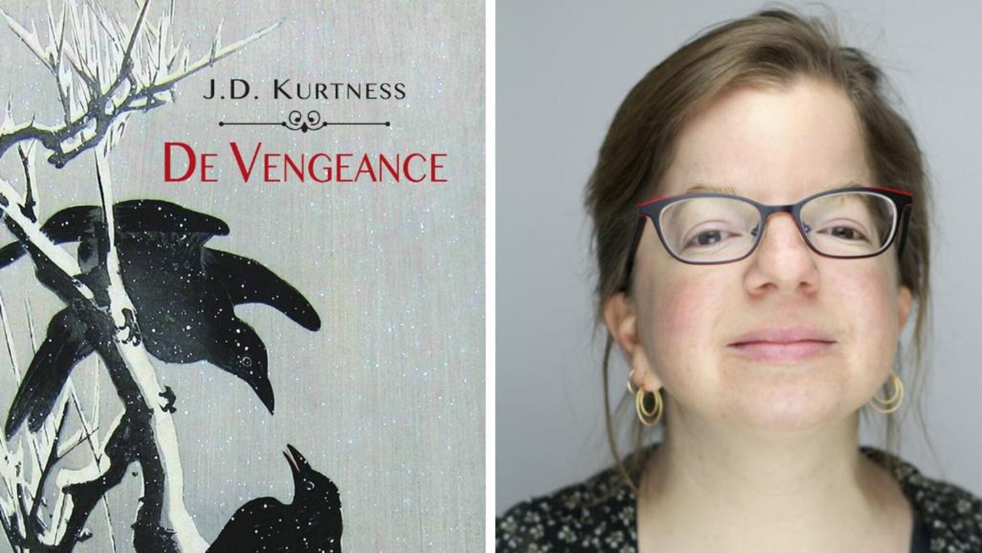 JD Kurtness, auteure innue.