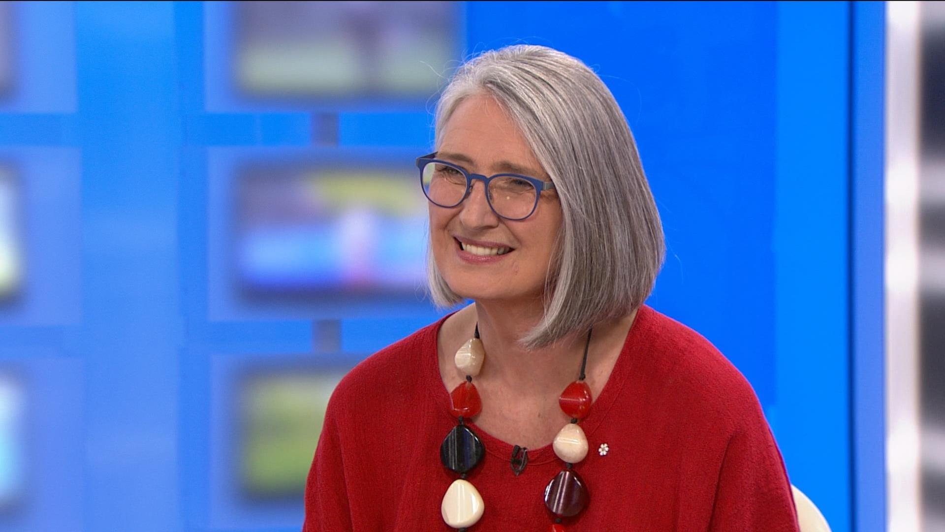 L'auteure Louise Penny en entrevue à l'émission 24/60