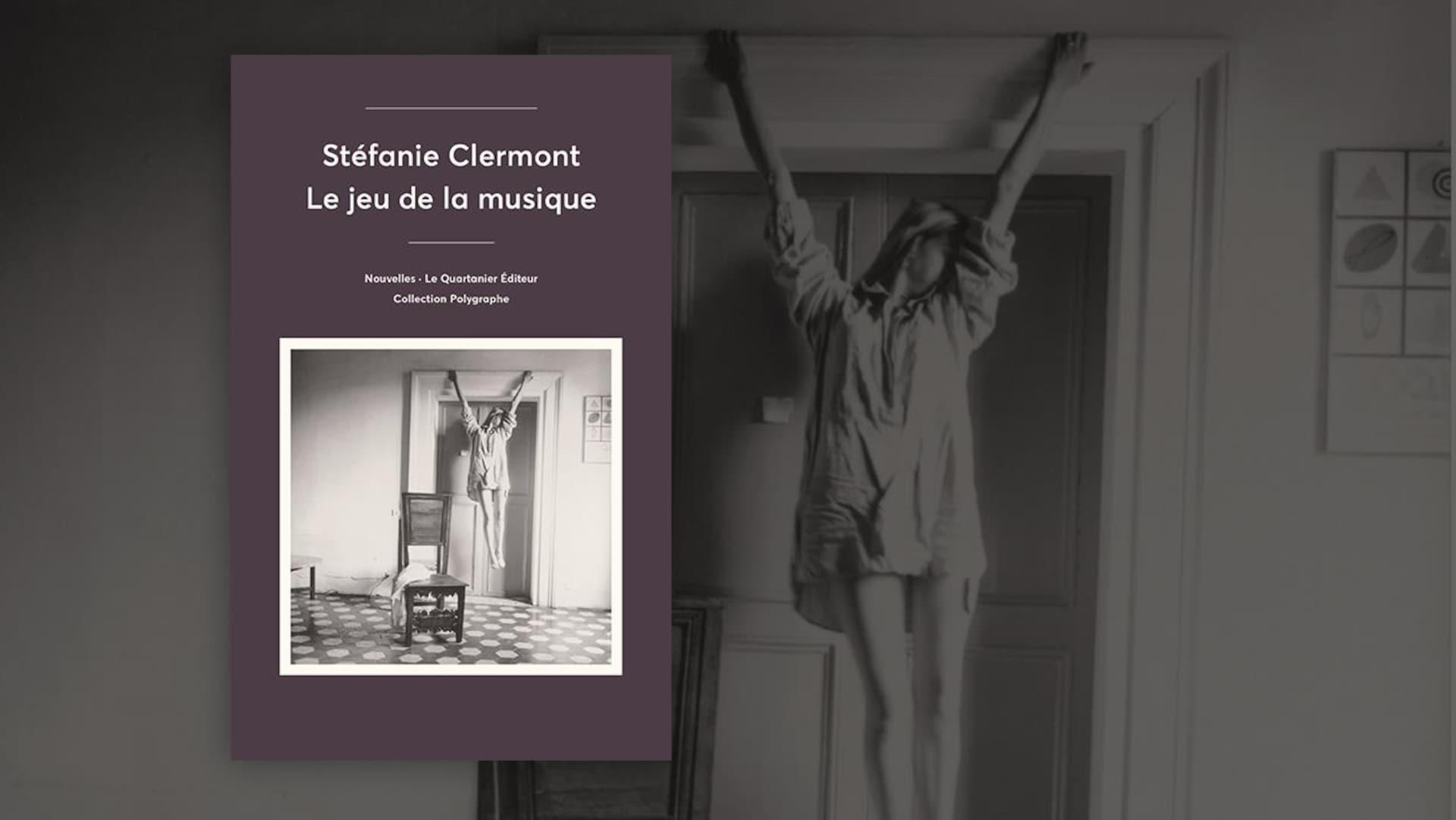 La couverture du livre «Le jeu de la musique», de Stéfanie Clermont
