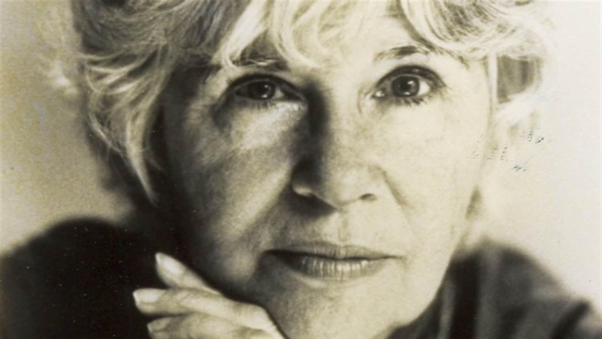 L'écrivaine Anne Hébert, décédée en 2000