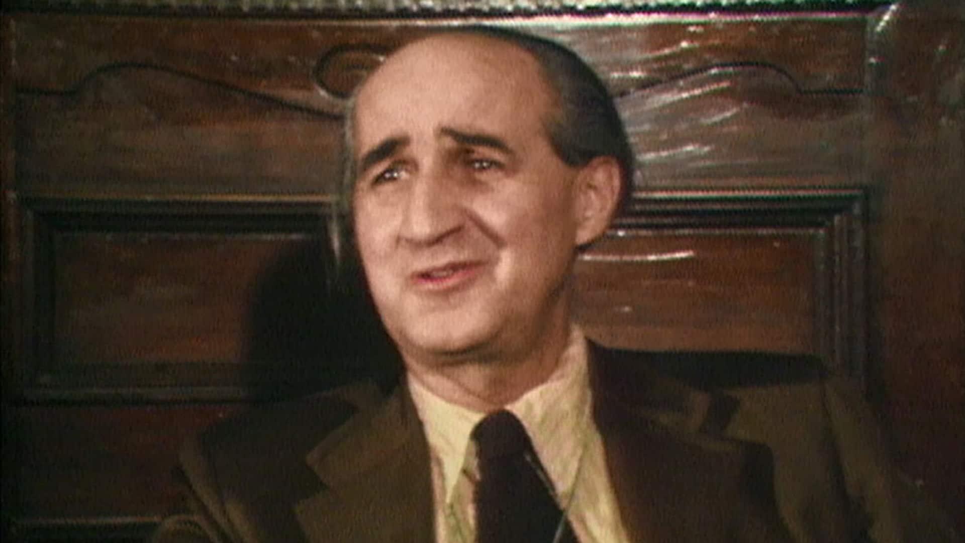 Jacques Ferron dans les années 1970