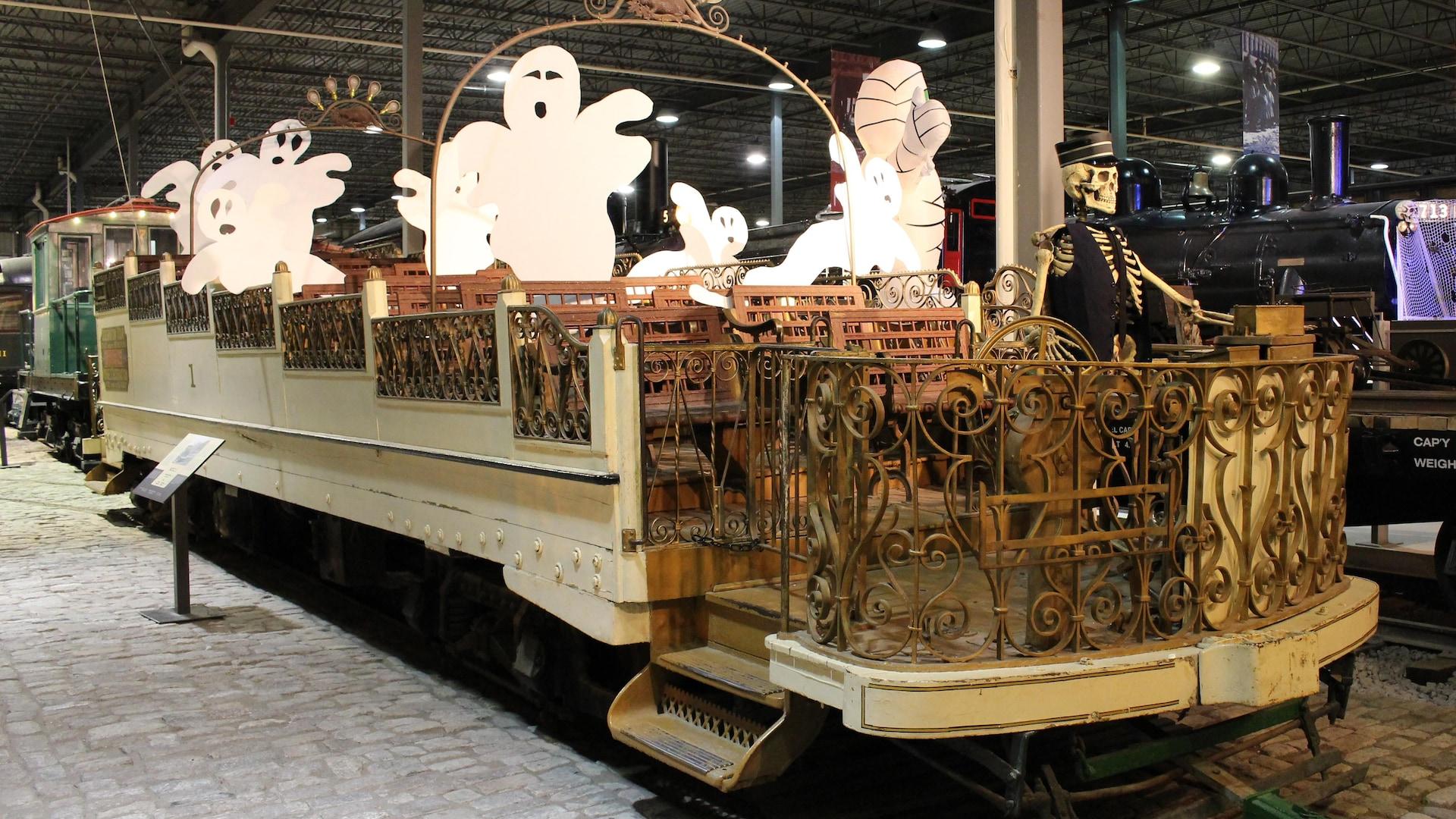 Un train fantôme