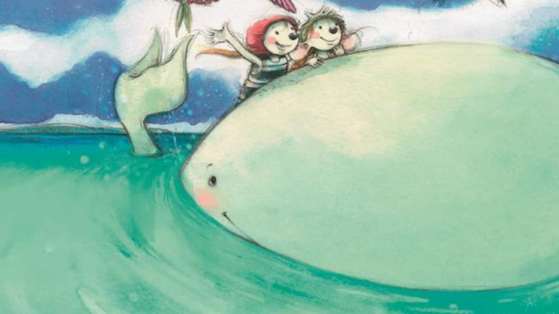 Baleine porno vert