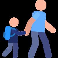 Enfant et son parent