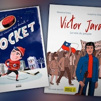 L'histoire du hockeyeur Maurice Richard et celle du chanteur chilien Victor Jara sont au coeur de la chronique de cette semaine.