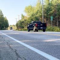 L'accident tragique s'est produit sur la route 354 qui longe la rivière Sainte-Anne, entre Saint-Raymond et Sainte-Anne-de-la-Pérade.