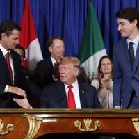 L'Accord Canada–États-Unis–Mexique a été signé à Buenos Aires le 20 novembre 2018.