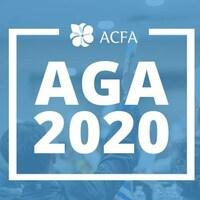 Le logo de l'AGA 2020.