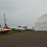 L'aérodrome de Pintendre