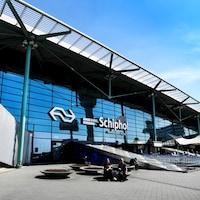 Aéroport international de Schiphol à Amsterdam