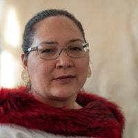 Aluki Kotierk, la chef élue des Inuit du Nunavut.