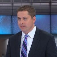 Andrew Scheer, chef du Parti conservateur