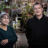 Anne Lacaton et Jean-Philippe Vassal.