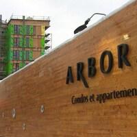 Le projet « Arbora » dans Grifftontown à Montréal