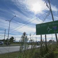 Depuis septembre 2016, l'autoroute 73 relie Québec à Saint-Georges.