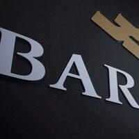 Le logo de Barrick Gold.