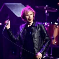 Le chanteur américain Beck.