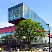 La Bibliothèque centrale d'Halifax en 2015