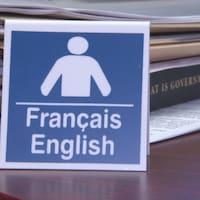 Logo du bilinguisme
