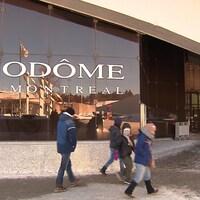 Le Biodôme de Montréal.