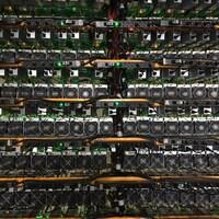Une « mine » de bitcoins.