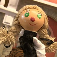 La marionnette Bobinette.
