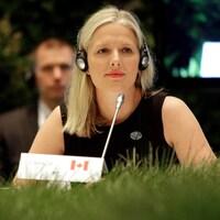 La ministre canadienne de l'Environnement et du Changement climatique, Catherine McKenna.