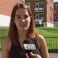L'adolescente Brigitte Serre avait participé à une émission du défunt réseau TQS peu de temps avant son meurtre, commis par Sébastien Simon.