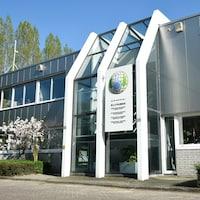 Le bâtiment hébergeant le siège social de l'Organisation pour l'interdiction des armes chimiques, près de La Haye.