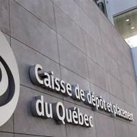La Caisse de dépôt et placement du Québec.