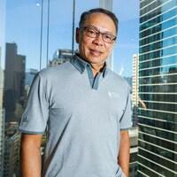 L'homme d'affaires de Vancouver Caleb Chan