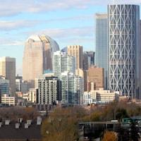 Profile de la ville de Calgary