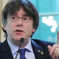 L'ex-président catalan Carles Puigdemont