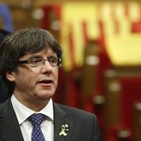 Le 27 octobre 2017, Carles Puigdemont a prononcé la déclaration d'indépendance du Parlement de Catalogne. La réaction de Madrid ne s'est pas fait attendre: le gouvernement central a mis la région autonome sous tutelle.