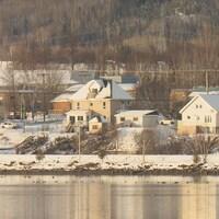 Résidences au bord de l'eau à Carleton-sur-Mer
