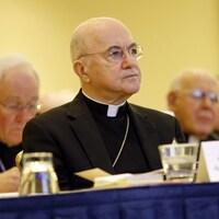 Carlo Maria Vigano.