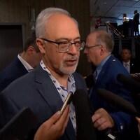 Le porte-parole libéral en matière de finances, Carlos Leitao
