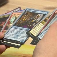 Cartes de Magic
