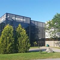 La façade du Cégep de l'Outaouais.