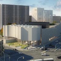 Centre d'art inuit de Winnipeg, inauguration prévue à l'automne 2020