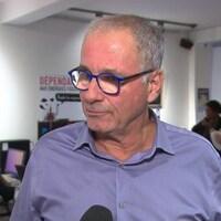 Le secrétaire général de Québec solidaire, Gaétan Châteauneuf