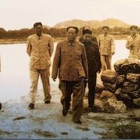 Photo d'archives de Mao Tsé-Toung