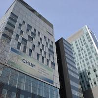 Le Centre Hospitalier de l'Université de Montréal