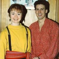 Lilianne Cormier et Stéphane Langdeau