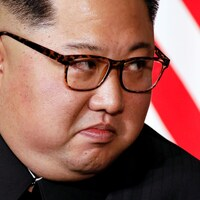 Le dirigeant nord-coréen Kim Jong-un lors du sommet historique avec le président américain Donald Trump.