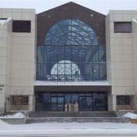 La Cour suprême du Yukon, à Whitehorse.